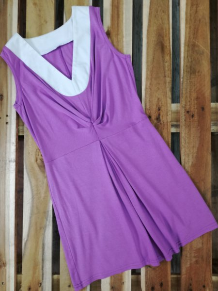 Дамска рокля/ туника в лила